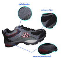 Hot Selling Stylish High Quality Muti-color Lace Up Hiking Shoes for Mens from Factory with high quality lower price
