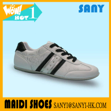Jinjiang Fujian SANY Lady Classy Comfortable/ Comfort Casual Shoes with Shiny Crystal on Upper and Durable Outsole