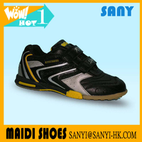 High quality fashionable Kid Sport Indoor Soccer Shoe for Boy