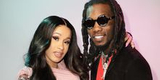 Cardi B upgraded as a mother! Posting a pregnancy photo to announce the birth of a baby