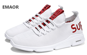 cheap mens shoes online breathable Slip-On Fashion Sneaker Light Weight Casual Walking Shoes