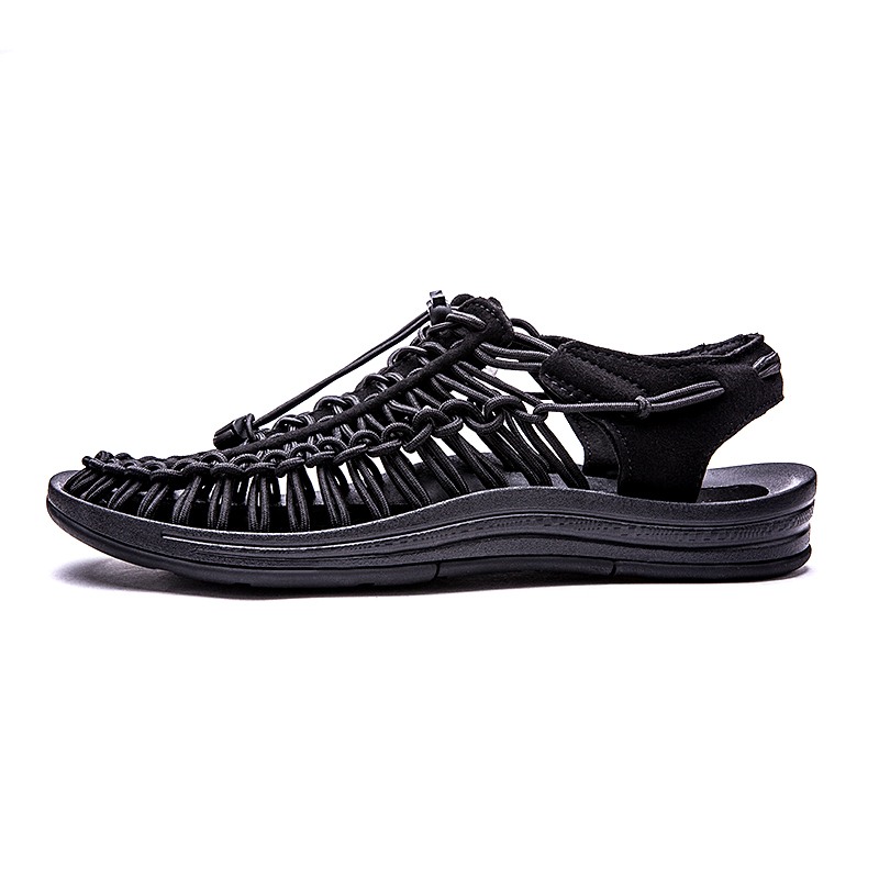 Outdoor Sandal New Design Shoes Comfort Braided Shoes Braided Male Slippers Top Quality Summer Shoes