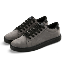 Brand men's casual shoes small wholesale on line shop rubber outsole vogue trend comfortable