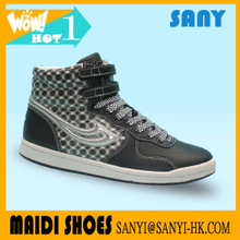 Chinese Most Fashionable Style--Warm Winter Hasp Skate Shoes for Stylish Men