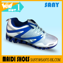 2018 New Wholesale Cheap Brand Good Breathable Walking Running Shoes For Men