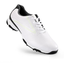 brand Men's golf shoes 2018 the hot selling men leisure paragraphgolf shoes waterproof breathable men sneakers