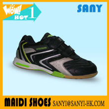 Fashionable Black Boy Sport Training Shoes made in China
