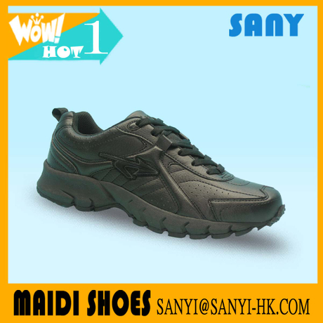 New Design Arrival Waterproof Hiking Shoes with Anti-skid MD Outsole for Men with High quality lower price