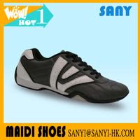 wholesale girls casual shoes fashion women black casual shoes China footwear manufacturer