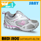 Women Stylish Custom Design Comfortable and Durable Branded Mesh&PU Running Sports Sneaker Shoes