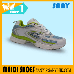 Newest Breathable Kid Sport Shoes with MD Outsole