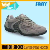 Best Selling Mens Top Casual Shoes with Leather and Mesh Upper Exported from Chinese Market