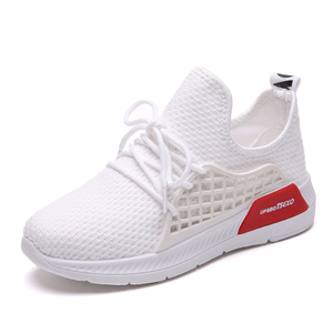 2018 Korean casual shoes brand star Breathable mesh sports shoes Low-top sneakers