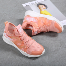 Fashionable Lightweight Walking Shoes mesh Breathable Sneakers Woman Casual Workout Gym Shoes Running Tennis Shoes EMAOR
