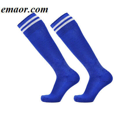 Sports Socks Mens Kids Football Outdoor Running Soccer Breathable And Comfort Children Adult Knee High Socks