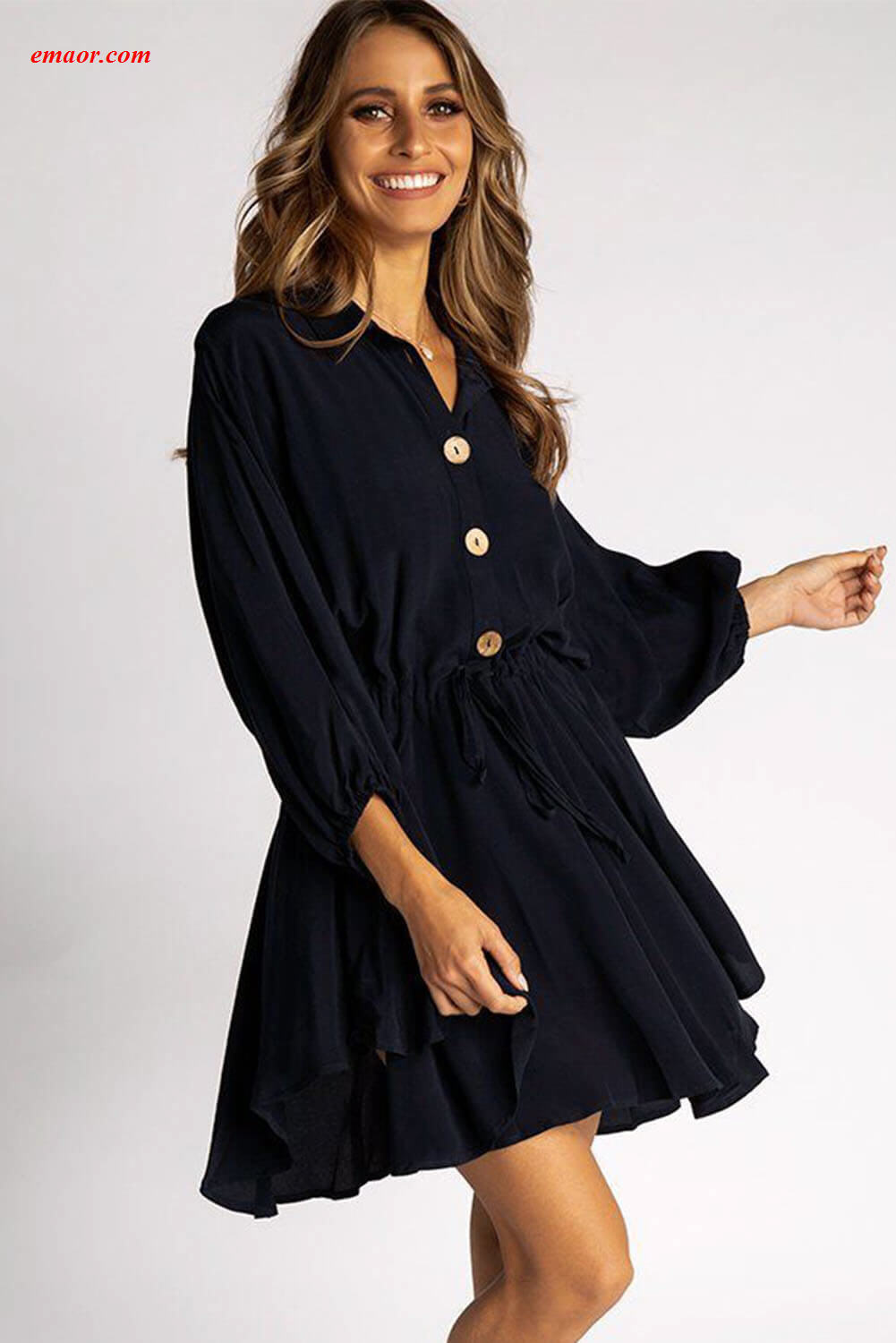 Sunday Afternoon Black Wholesale Dress Mini Dresses on Sale