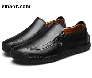 Casual Shoes Men Classic Comfortable Men Casual Loafers Shoes Men Shoes Quality Split Leather Shoes Men Flats Hot Sale Moccasins Shoes