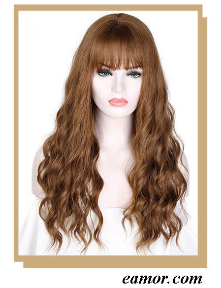 Wigs For Womens Long Wigs Full Lace Wigs Synthetic Wigs