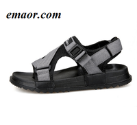 Men Beach Sandals Fashion Summer Breathable Gladiator Roman Men Comfortable Casual Flat Shoes