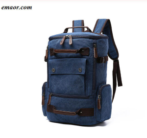 New Men Outdoor Hiking Camping Bags Travel School Pack Laptop Backpack Bags