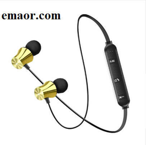 Wireless Headphone Newest Headphone For Phone Neckband Sport Earphone Auriculare CSR Bluetooth For All Phone Bluetooth Earphone