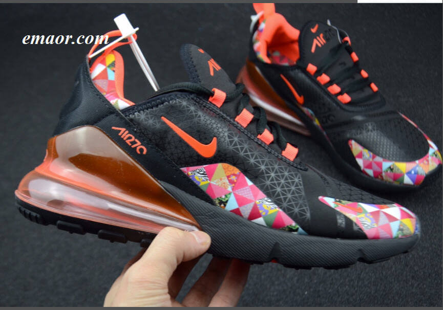 NIKE Shoes Basketball New Running Classic Shoes Air Max 270 NIKE