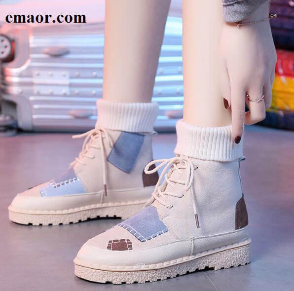 Martin Boots Socks Women Shoes