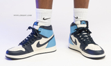"Where To Buy The Air Jordan 1 Retro High OG ""UNC"""