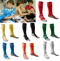 Kids Sport Socks Baseball Football Over Knee High Breathable Non-slipping And Comfort Boys Soccer Socks