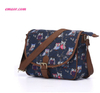 Brand Women's Small Bags Canvas Shoulder Messenger Bags