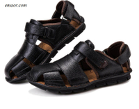 Chaco Sandals Leather Summer Shoes Men's Sandals Gladiator Sandals Fashion Casual Shoes Rainbow Sandals