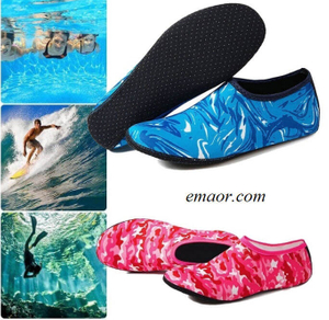 Swimming Water Aqua Socks Beach Shoes Non-slip Socks Sneakers Decathlon Swim Shoes