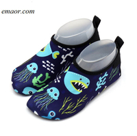 Kids Water Shoes Aqua Socks Shoes Breathable Anti-slip Aqua Shoes Socks Keen Water Shoes