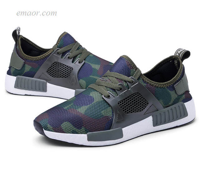 Best Sneakers for Men Men's Camouflage Casual Shoes Sport Shoes Lightweight Sneakers Men's Shoes Fashion Sneakers for Men