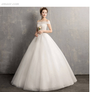 Simple Wedding Dresses Lace Wedding Dress Fashion Bridal Gown Wedding Dress Cheap Wedding Dresses