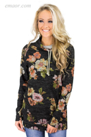 Outerwear Wholesale Adorable Project Outerwear Adorable Project Outerwear Cowl Neck Sweatshirt Outerwear