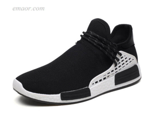 Men's Sneakers Tenis Breathable Air Mesh men's sneaker boots