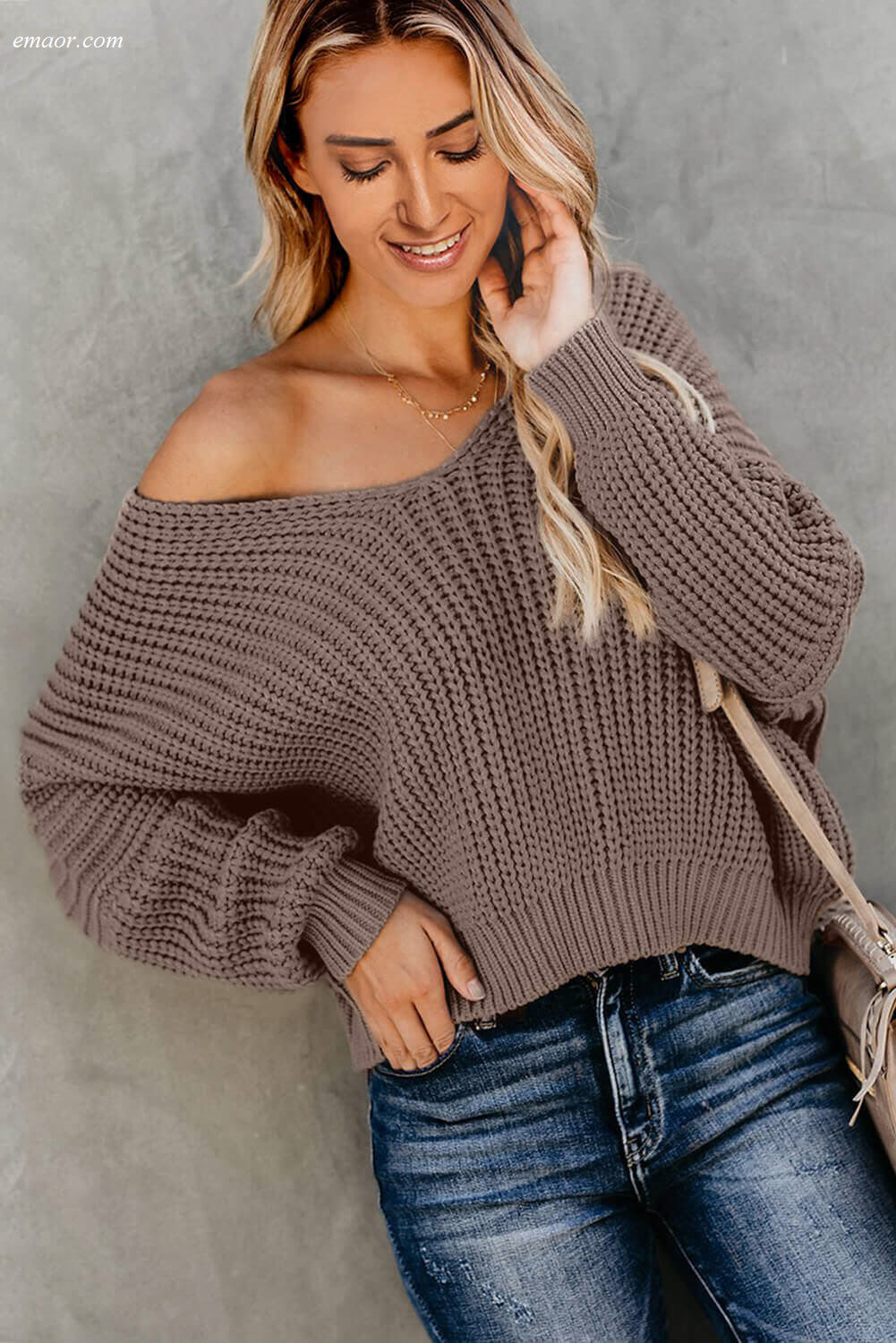 Wholesale Sweaters & Cardigans Haven Outerwear Amazon Knit V Neck Pullover Sweater Hunting Outerwear Reviews