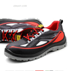 Safety Hiking Boots Work Sneakers Men's Work & Safe Shoes Light Mesh Boots Protection Shoes Safety Work Sneakers