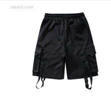 Multi-pocket Men's Cargo Shorts Cheap Casual Short Joggers Drop Shipping Cargo Pants