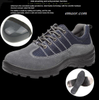 Safety Work Sneakers Anti Puncture Safe Work Shoes Factory Direct Protective Shoes Slip Safe Shoes Safety Hiking Boots