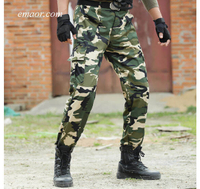 Cheap Military Pants Tactical Army Style Camo Pants Camouflage Cargo Trousers on Sale