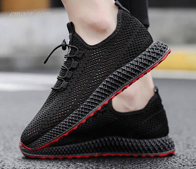 Men's Training Shoes Lazy Shoes for Men
