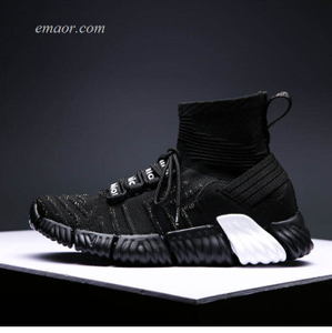Casual Shoes for Men Sneakers for Men Men's Flyknit Fashion Sneakers Running Shoes for Men