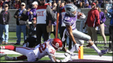 Kansas State Hangs On, Shocks No. 5 Oklahoma in Big 12 Upset