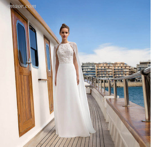Beautiful Wedding Dresses Chic Beach Wedding Dress Chiffon Bride Dress Beach Wedding Dresses